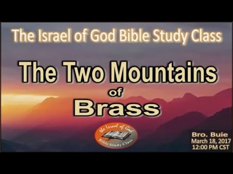 "IOG - ""The Two Mountains of Brass"" 2017"