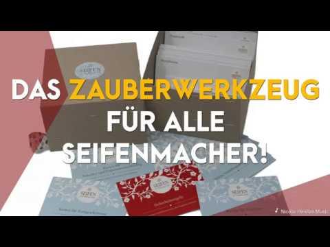 Seifenkartenbox  - Zauberwerkzeug Für Alle Seifenmacher