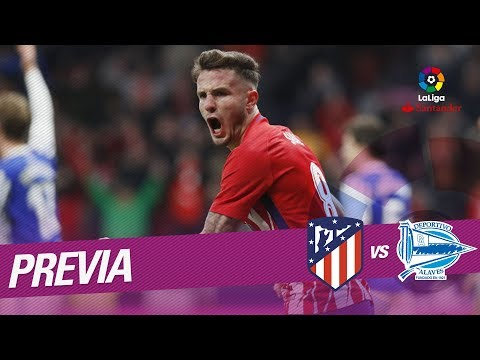 Previa Atlético de Madrid vs Deportivo Alavés