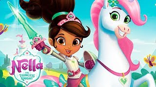 Nella the Princess Knight: Sleepy Dragon Adventure - Fun Kids Games