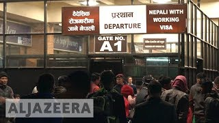 🇳🇵 Plight of Nepal's migrant workers