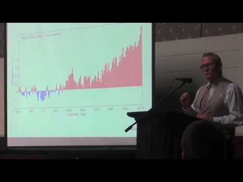 James Renwick, climate scientist, Victoria University of Wellington