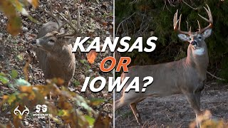 Which Would You Rather Hunt? Kansas or Iowa? Monster Buck Moments Presented by Sportsman's Guide
