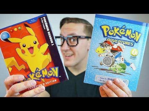 Pokémon: Indigo League Champion's Edition Unboxing | A SURPRISE Package from Viz Media