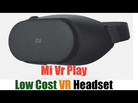 MI VR play | Unboxing and review |Latest VR headset
