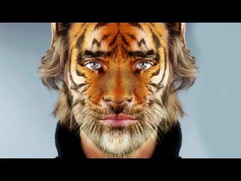Photoshop CS6 Tutorial - Transform Yourself Into An Animal
