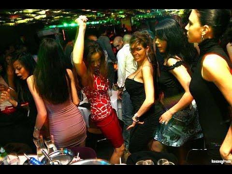 New York Night Club party