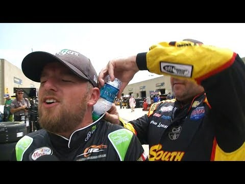 GarageCam gets ready for XFINITY race at Indianapolis