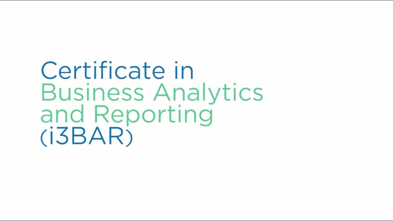 Cpa ontario in certificate business analytics reporting i3bar cpa ontario in certificate business analytics reporting i3bar 1betcityfo Choice Image