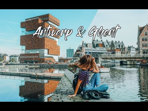 ANTWERP & GHENT | Belgium Travel Video, Things to Do