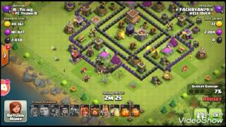 Farm hay trong clash of clans