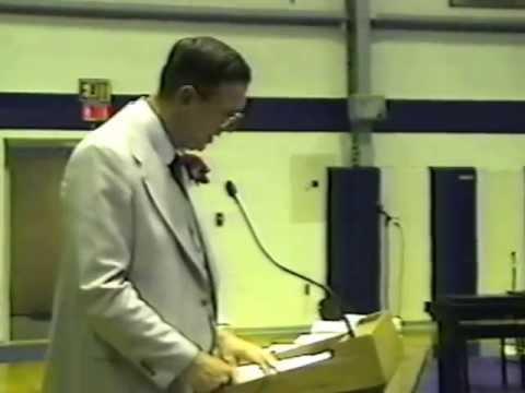 1993 Antwerp High School Graduation