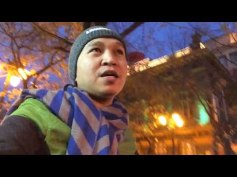 PINOY ARMENIA TOUR (walking Around Republic Square) Video 12