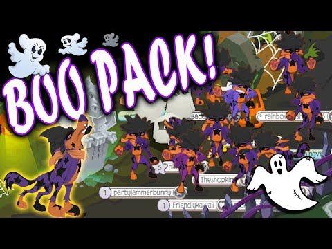 Join The Boo Pack! New Original AJMV - Animal Jam