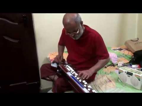 O Mere Sanam Instrumental Cover  by Vinay M Kantak on Banjo-Bulbul Tarang
