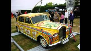 John Lennon's Rolls Royce - Phantom V