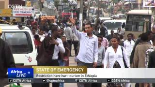 CGTN : Ethiopia Extends State of Emergency to Maintain Stability.