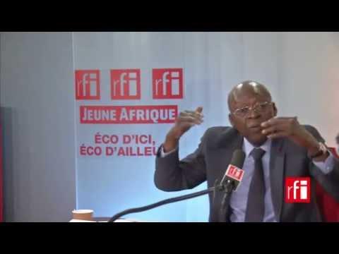 Abdoulaye Bio Tchané - Le grand invité de l'économie RFI/Jeune Afrique Partie 1