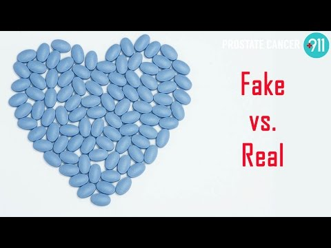 Erectile Dysfunction (ED) Pills – Identify Fake vs. Real Medication – Dr. David Samadi