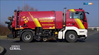 Balayeuse Faun Viajet 6 / Street Sweeper, Road Sweeper, Street Cleaner, Veegmachine
