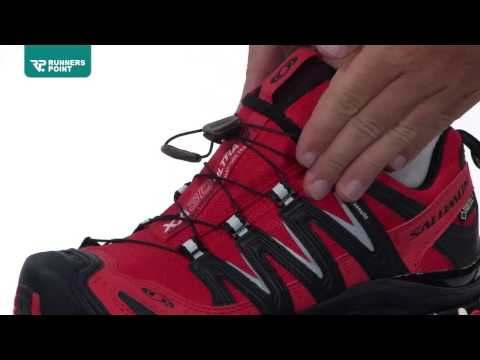 salomon xa pro 3d ultra 2 gtx red black sport