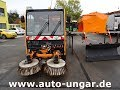 Youtube-Video Ladog T1400 4x4x4 Kehrmaschine mit Winterdienstpaket