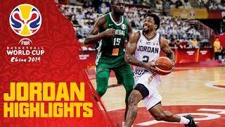 Jordan | Top Plays & Highlights | FIBA Basketball World Cup 2019