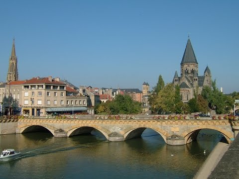 Places to see in ( Metz - France )