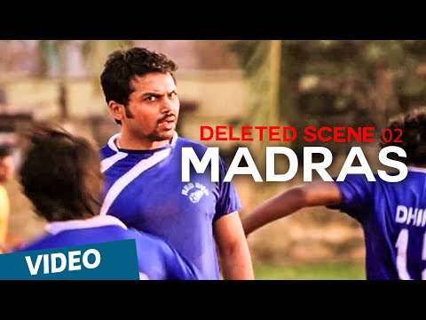 Madras Deleted Scene 02 | Karthi, Catherine Tresa | Pa Ranjith | Santhosh Narayanan