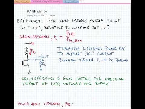 lecture-8.2---power-amplifier-efficiency