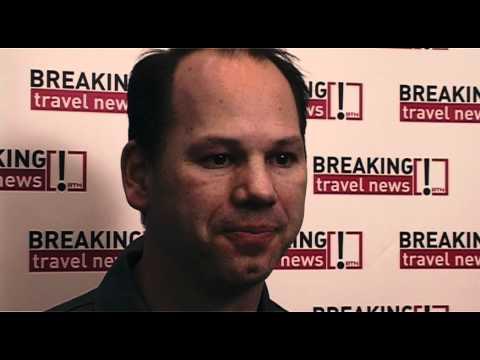 Matt Holliday, VIce President, Marketing and Sales, Silver Airways, CHTA 2012