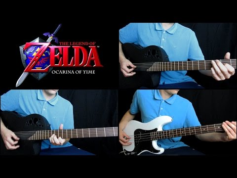Zelda: Ocarina of Time - Song of Storms (Guitar Cover + TABS)