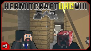 Minecraft Hermitcraft UHC VIII || Bring A Friend! || Zombie Party! [Episode 2]