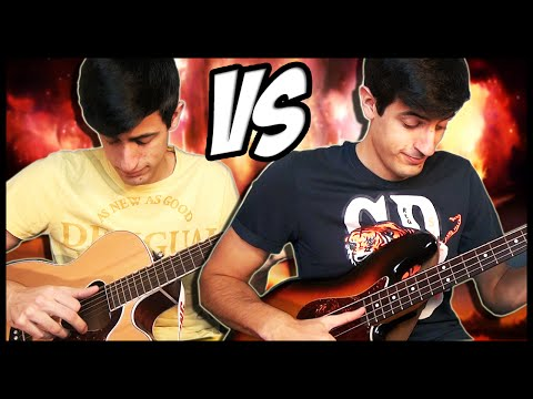 Download Youtube: SLAP BATTLE! Guitar vs Bass