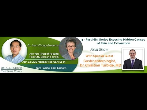 Role of Food, Lifestyle and Microbes on Chronic Pain & Fatigue with Medical  G...