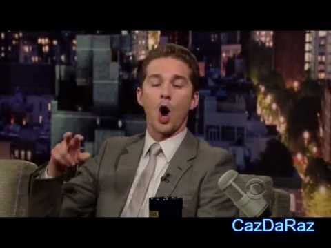 Best of Shia LaBeouf (Part 2) Funny Moments