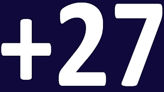 ПОЛНЫЙ УРОК 27 - ПРАКТИКА и УПРАЖНЕНИЯ. ГРАММАТИКА АНГЛИЙСКОГО ЯЗЫКА С НУЛЯ. АНГЛИЙСКИЙ ЯЗЫК. УРОКИ