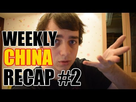 Weekly Au Pair Recap #2 of Hangzhou,  China [China Au Pair Vlog #7]