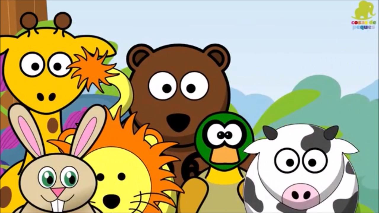 Animales Marinos Y Terrestres Youtube