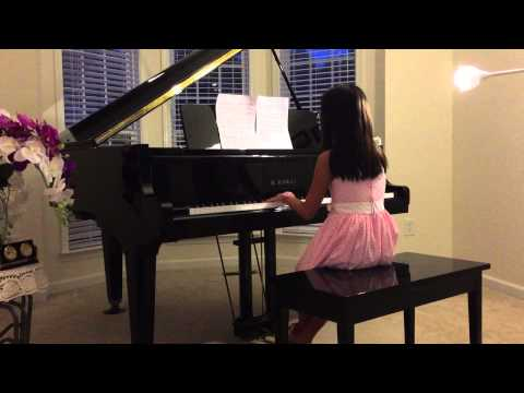 Uoc Gi - Piano version - Performed by Anna 9Y ( self study)