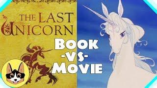 Video The Last Unicorn Book vs. Movie download MP3, 3GP, MP4, WEBM, AVI, FLV Desember 2017