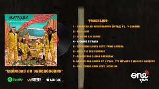 MATTILHA - Crônicas do Underground (2018) - Full Album