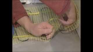 MAGNUM vloerverwarming installatie
