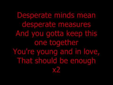 You Me At Six - Playing The Blame Game [New Off Hold Me Down!!] (Lyrics).wmv