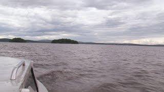 Соловецкие острова  клип