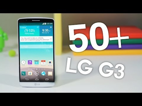 50+ Tips & Tricks for the LG G3!