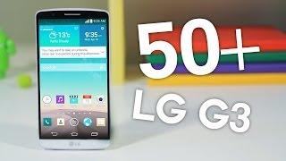 50+ Tips & Tricks for the LG G3!