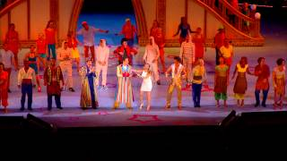 Joseph and the Amazing Technicolor Dreamcoat-Opening Night