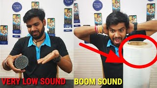 Cheap and simple hack to  increase sound in Logitech X50 and X100 or any other Bluetooth speaker
