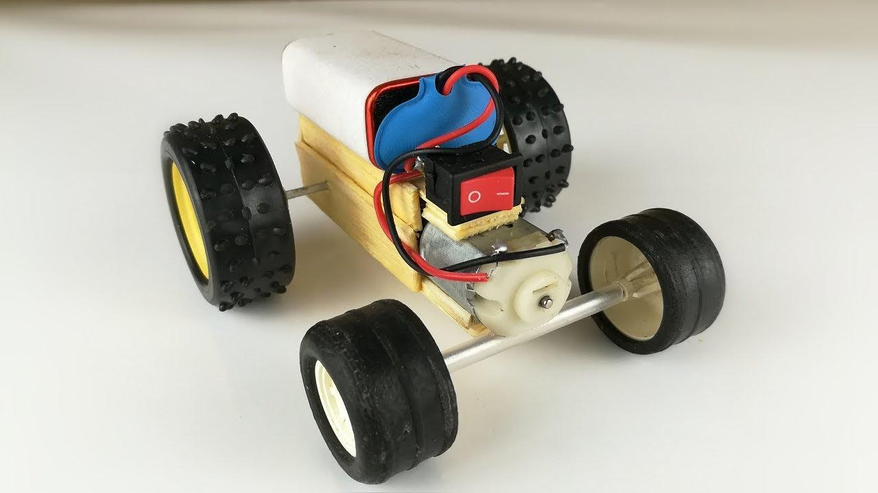 Car Toy Kaise Banaye